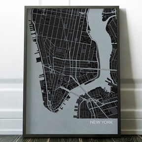 city-prints
