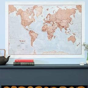 laminated-maps
