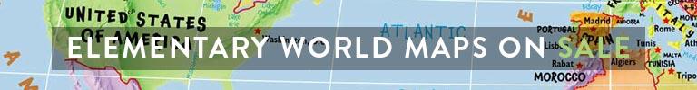 Elementary World Map